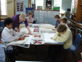 Workshop back at school