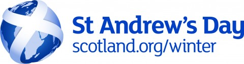 St Andfrew's Day logo