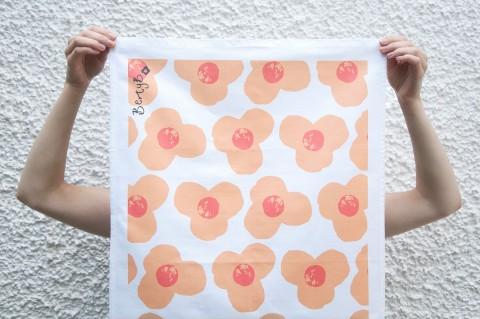 Berty-B-Peach-Flower-Towel-PS-2