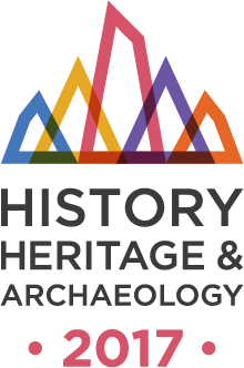 Festival of History, Heritage & Archaeology 2017 logo