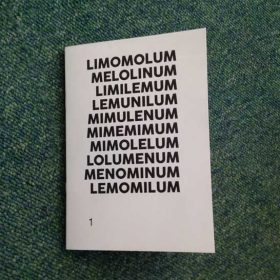 Jeremy Hutchison - Limomolum