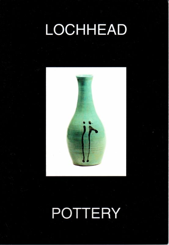 lochhead pottery front cover