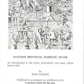 scottish provincial domestic silver front cover