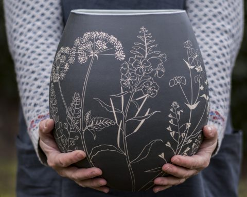 Jo Walker ceramics; photo Oli Walker