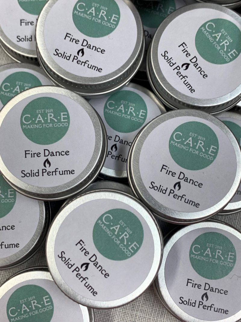 Fire Dance Solid Perfume