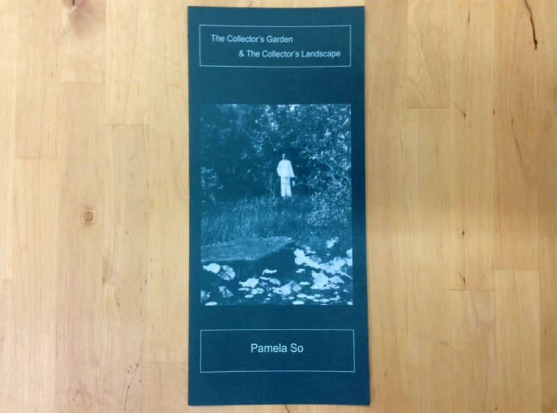 Front cover of 'The Collector's Garden & The Collector's Landscape', Pamela So