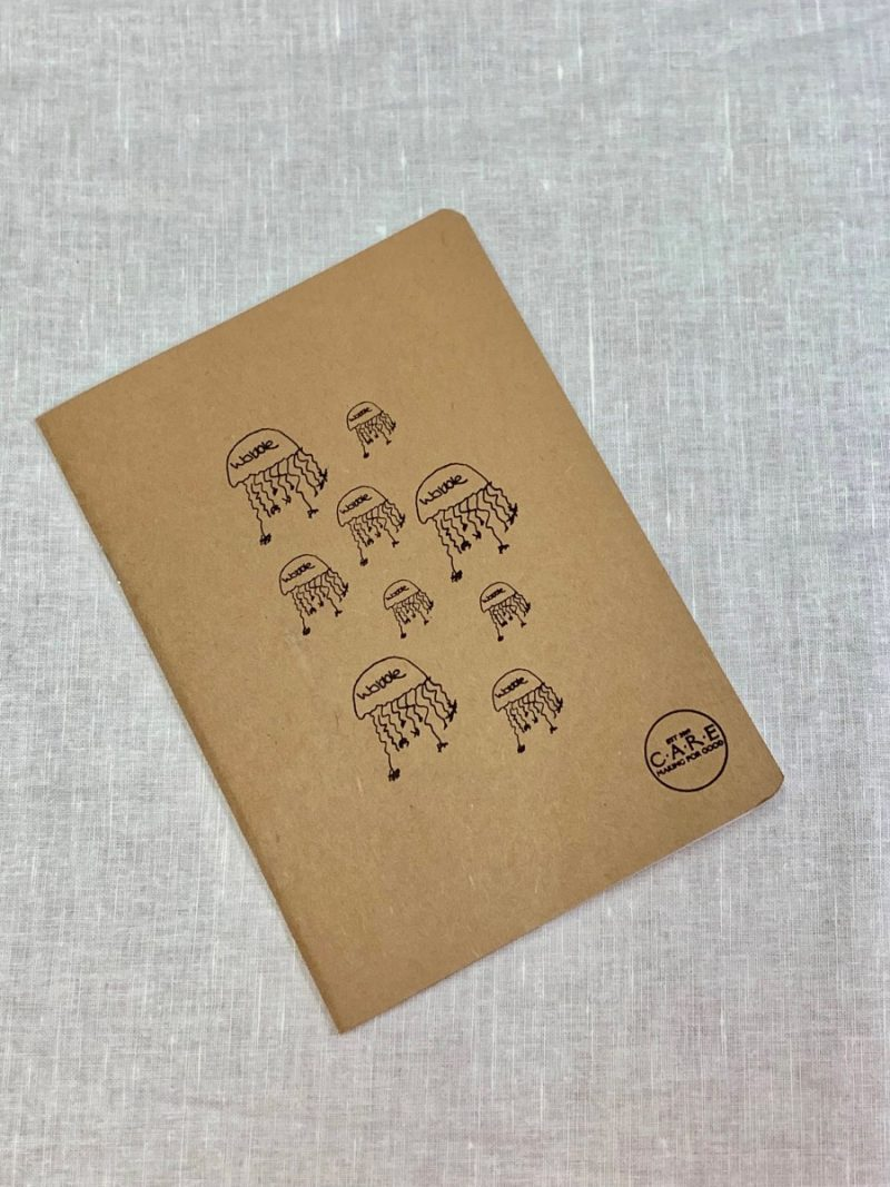 A5 Recycled Sketchbook