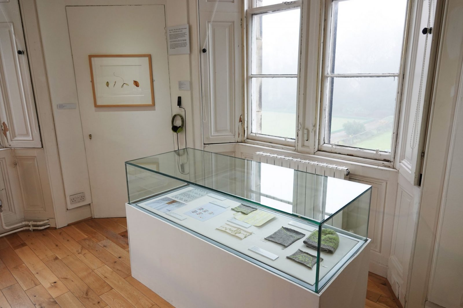 Deirdre Nelson & Inge Thomson - Lines from Scotland at St Andrews Museum