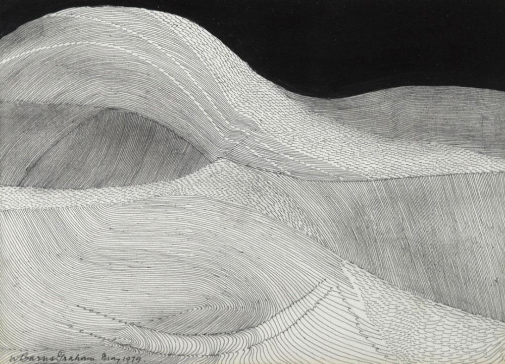 Wilhelmina Barns-Graham, Clay Country, Tuscany, 1979 (BGT 842)
