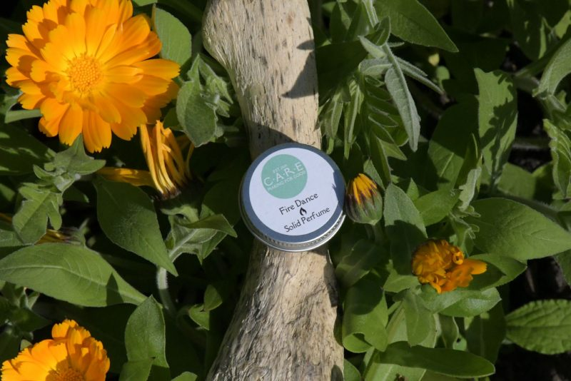 CARE Fife Carers' Collection Fire Dance solid perfume