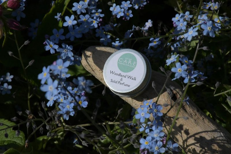 CARE Fife Carers' Collection, Woodland Walk solid perfume